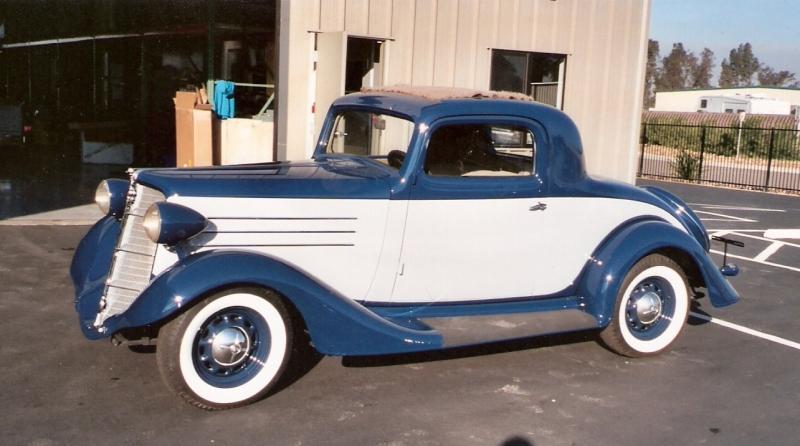 1935 nash coupe   classic car restoration custom car