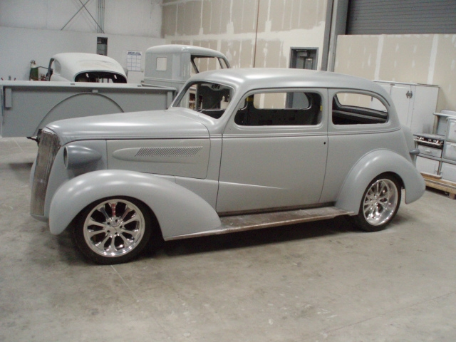 1937 chevy 2 door sedan classic car restoration custom