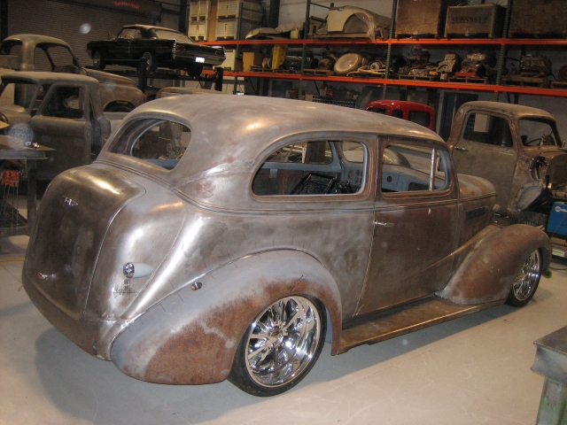 1938 chevy body parts