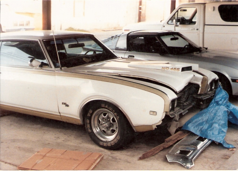 1969 Hurst Oldsmobile 442 - Classic Car Restoration ...
